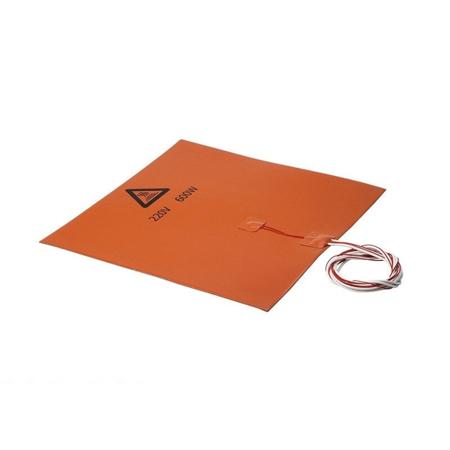 Silicone Heat Bed (500x500mm) 600W - 220V