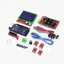 3D Printer Electronics Kit (Arduino , Ramps , LCD , 4 Driver)