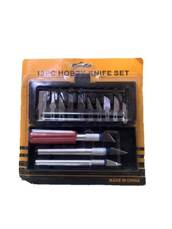 13 Pcs Hobby Knife Set