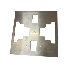 Build Plate For 3D Printer 400x400mm - 3mm
