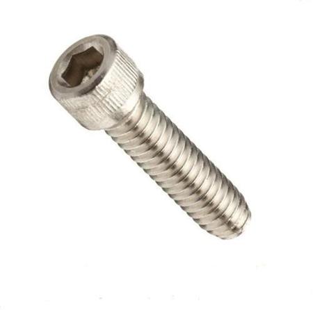 M3x10mm High Tensile Socket Head Cap Screws (White) - Pack 50