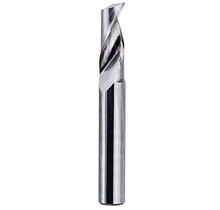 End mill 1 flute 2.5mmx8mm for aluminum Shank :3.175