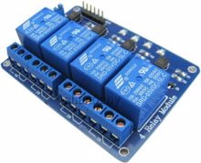 Picture of Relay Module 4 Channel