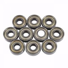 Picture of bearing 608 zz set of 10 bearing