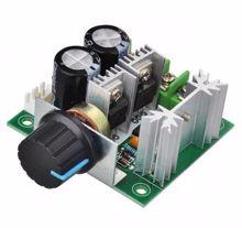 Picture of Motor Speed Control Switch Manual12Vdc to 40Vdc