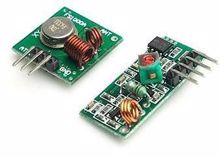 Picture of Wireless RF Kit 315 Mhz Transmitter+Receiver
