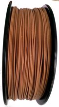Picture of 3D PRINTER PLA FILAMENT Dark Brown Color 1.75