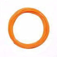 Picture of 3D Pen Filament ORANGE COLOR PLA,1.75mm, Length 10 meter