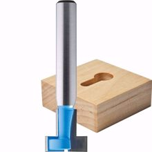 Picture of Router Drill Bit D: 12mm H: 10mm Shank: 8