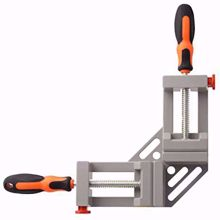 Picture of Double Handle 90 Degree Angle Aluminum Quick Release Corner Clamp