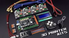 Picture for category 3D Printer Kits