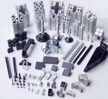 Picture for category Aluminium Profile and Accessories